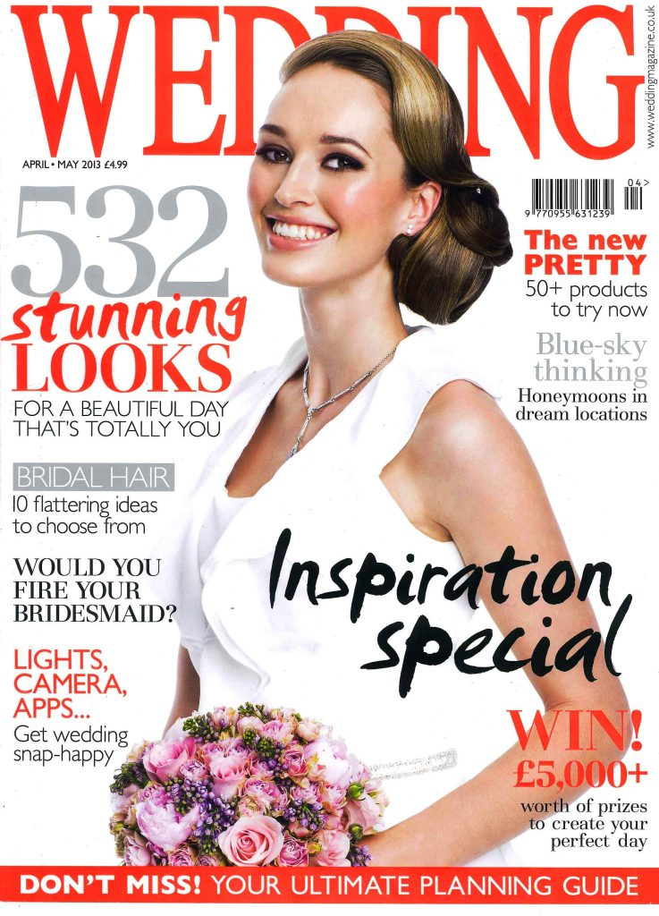 Wedding April May 2013 Cover