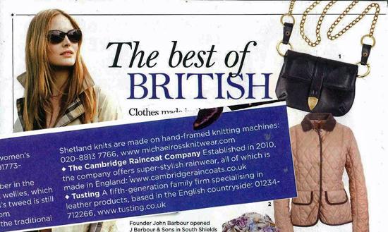 The Lady Magazine - Best of British