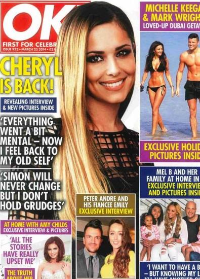 Tusting in OK Magazine
