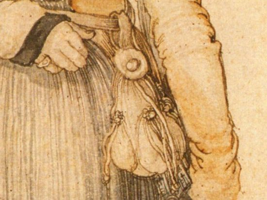 history of the man bag