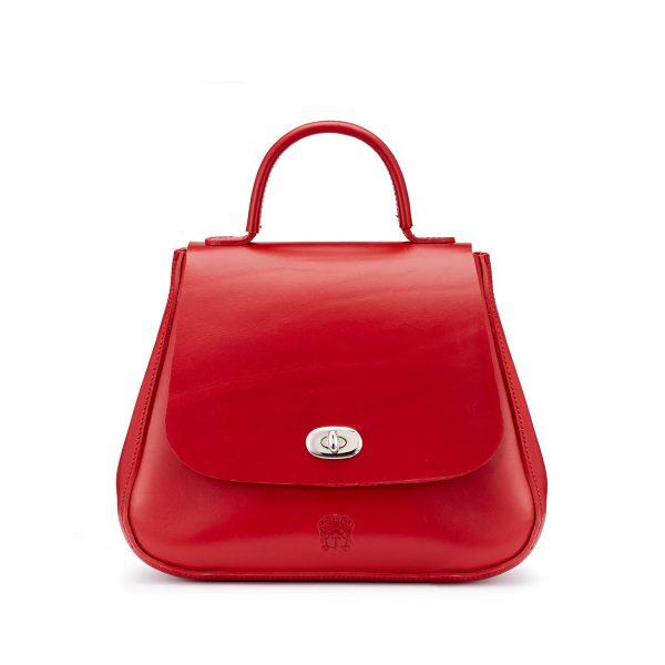Tusting Holly Leather Top-Handled Handbag