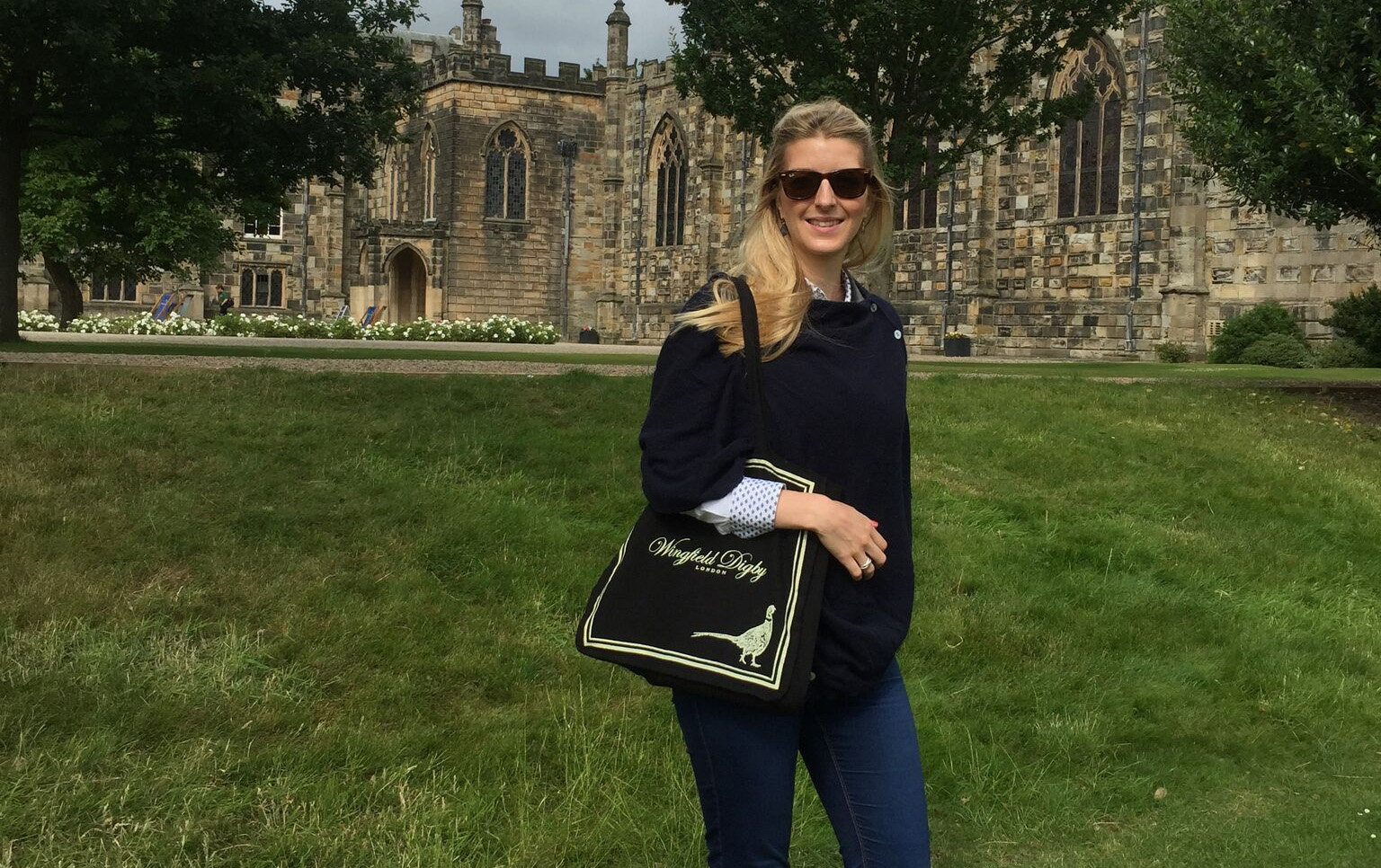 5 Minutes With… Alice Wingfield Digby