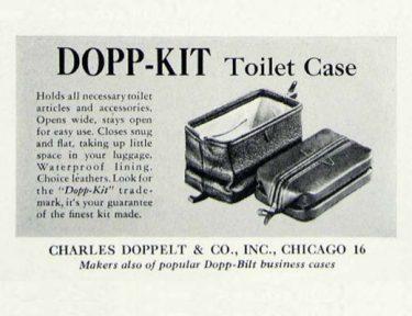 Dopp Kit Featured Image