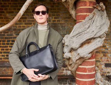 The Tusting Marston Leather Briefcase - A Deep Dive