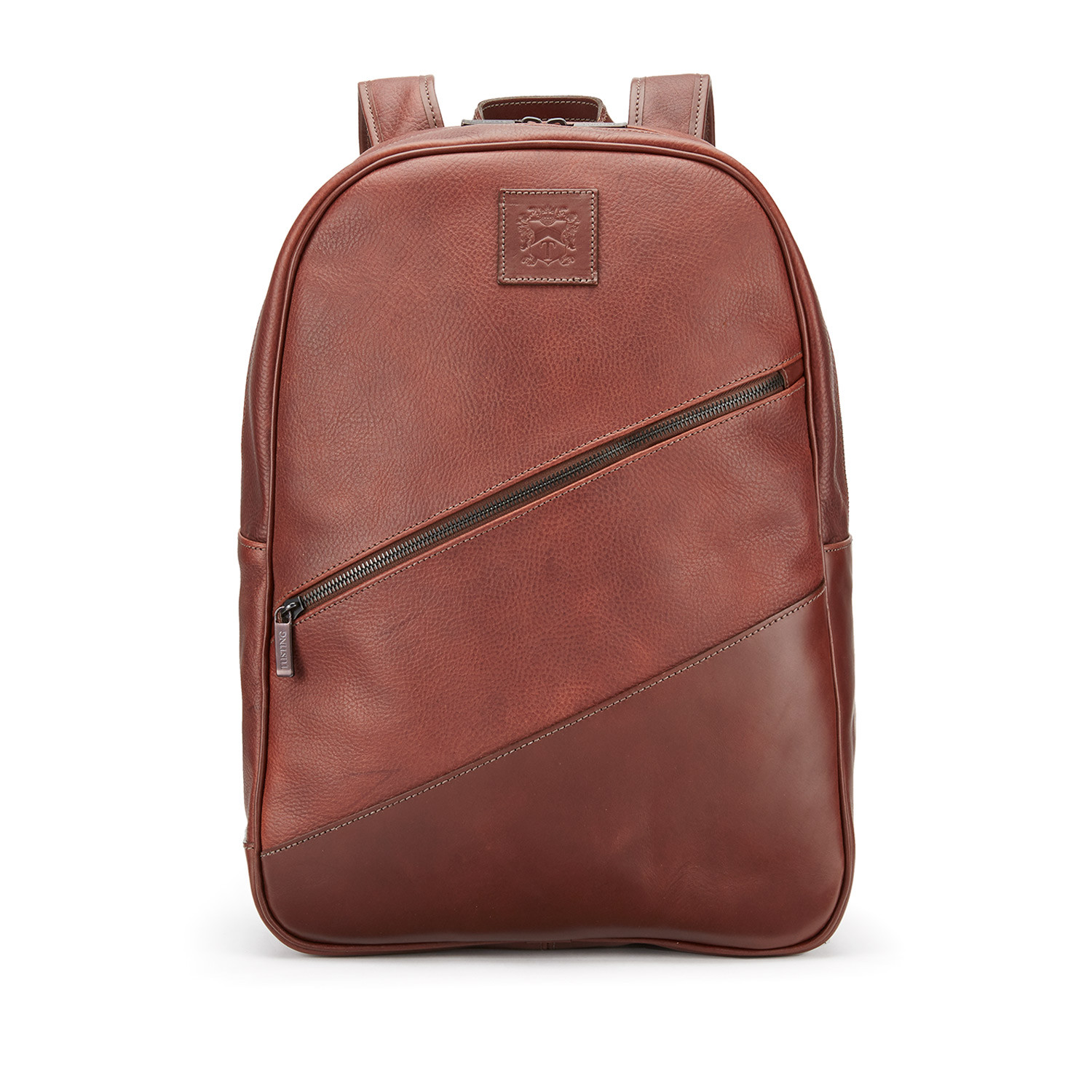 The Tusting Clifton Leather Backpack Rucksack
