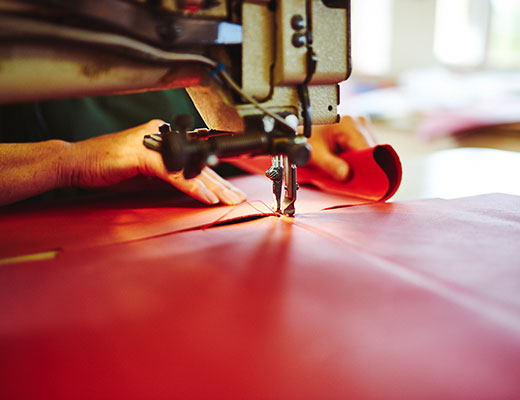Tusting and the Art of Leather Working