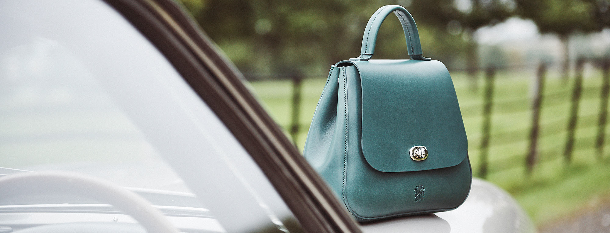 cef215dc1a ... the finest full-grain leather infuses every piece we create