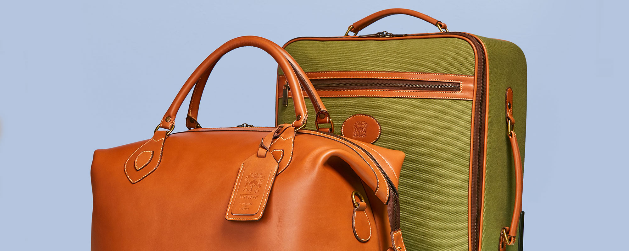 4e3af7e913ad TUSTING Leathergoods - Leather Bags and Handbags - Made in Britain
